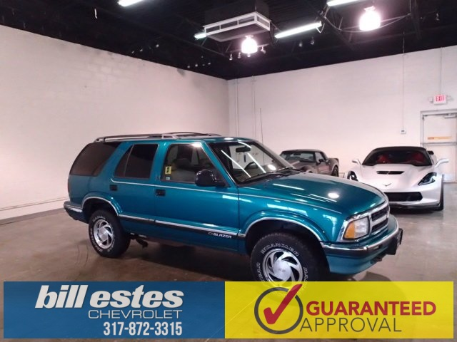 Used Chevrolet Blazer Base
