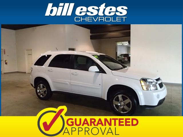 Used Chevrolet Equinox FWD 4dr LT