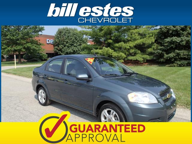 Used Chevrolet Aveo 4dr Sdn LT w/1LT